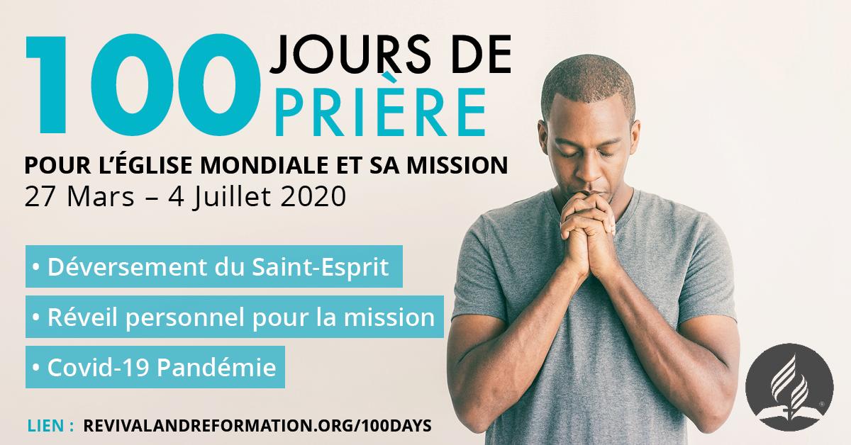 100 jours de prière